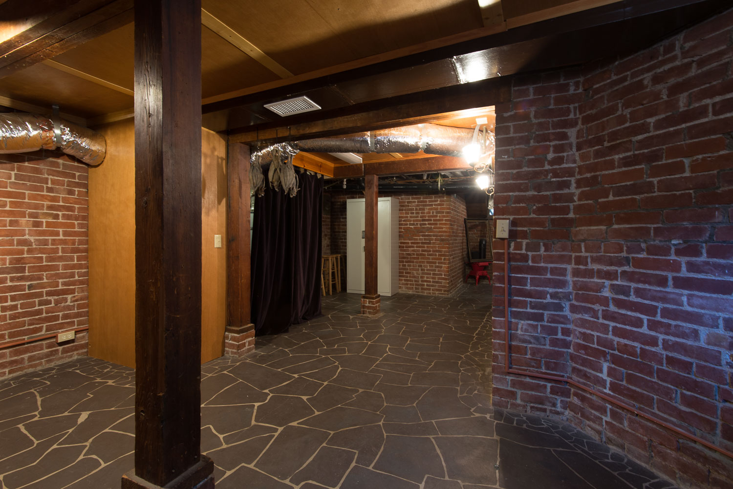 Basement Filming Location in Los Angeles